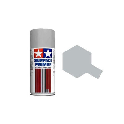 Tamiya 180ml Fine Surface Primer L Grey