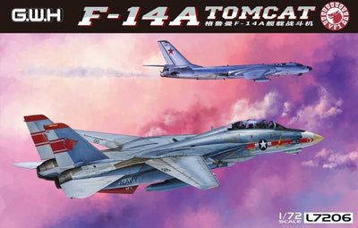 Great Wall Hobby 1/72 US Navy F-14A Tomcat #L7206