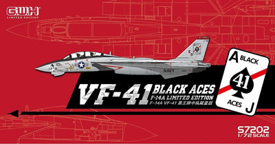 Great Wall Hobby 1/72 US Navy F-14A VF41