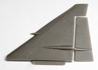 Replacement Fin for SAAB 37 Viggen (TAR)