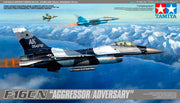 "Tamiya 1/48 F-16C/N ""Aggressor/Adversary"" #61106"