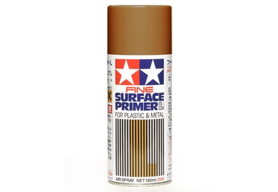 Tamiya 180ml Surface Primer L Red Oxide