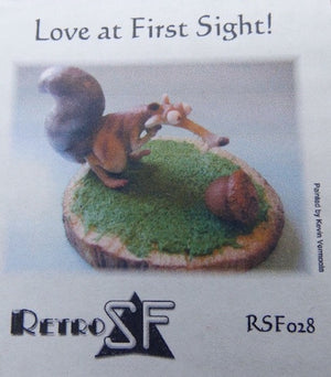 RetrokiT - Love at First Sight (Scrat from Ice Age)