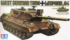 Tamiya 1/35 West German Leopard A4 #35112