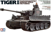 Tamiya 1/35 German Tiger I Tank Early Production #35216