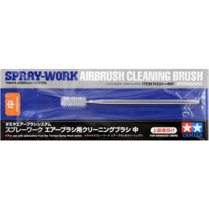 Tamiya Spray-Work Airbrush Cleaning Brush (Standard)