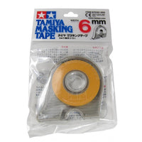 Tamiya 6mm Masking Tape with Dispenser