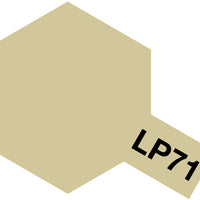 Tamiya 10ml Lacquer Paint LP-71 Champagne Gold