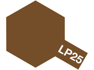 Tamiya 10ml Lacquer Paint LP-25 Brown (JGSDF)