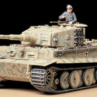 Tamiya 1/35 German Tiger I Tank Mid Production #35194