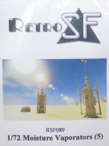 RetrokiT - 1/72 Moisture Vaporators x 5 (Star Wars)