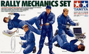 Tamiya 1/24 Rally Mechanics & Equipment Set #24266