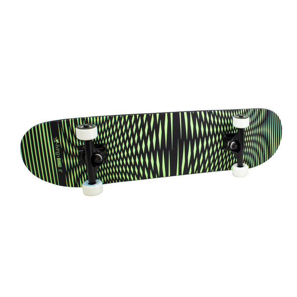 Longboard Living x Bang Boards Krypton skateboard complete