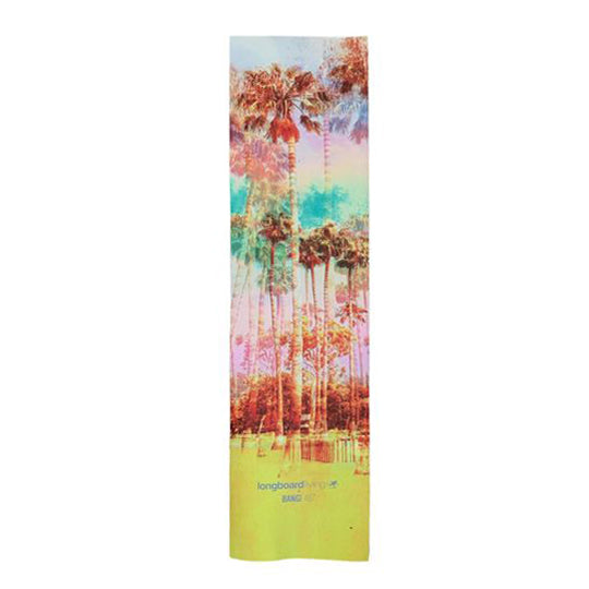 Cali Dreamin Grip Tape Strip for skateboards or longboards