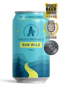 Athletic Brewing Co. Run Wild IPA, 6-pack