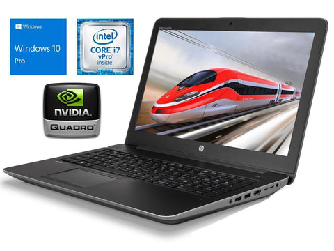 HP Zbook 15 G3 Used