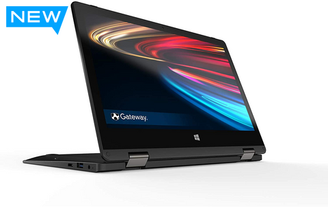 "Gateway 11.6"" FHD 2-in-1 Touchscreen Laptop Computer"