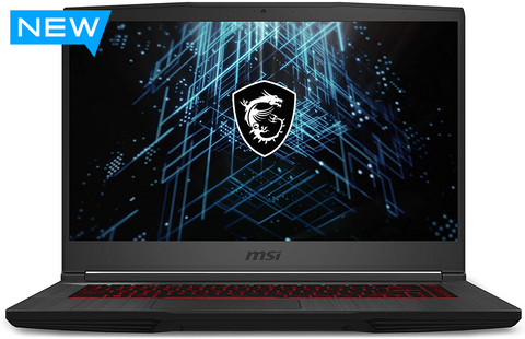 "MSI GF65 THIN GAMING CoreTM i7-10750H15.6"" 120Hz"