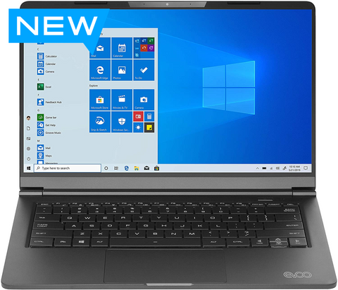 "Evoo Ultra Thin 14"" Full HD Laptop Intel Celeron N3350 up to 2.40 GHz"