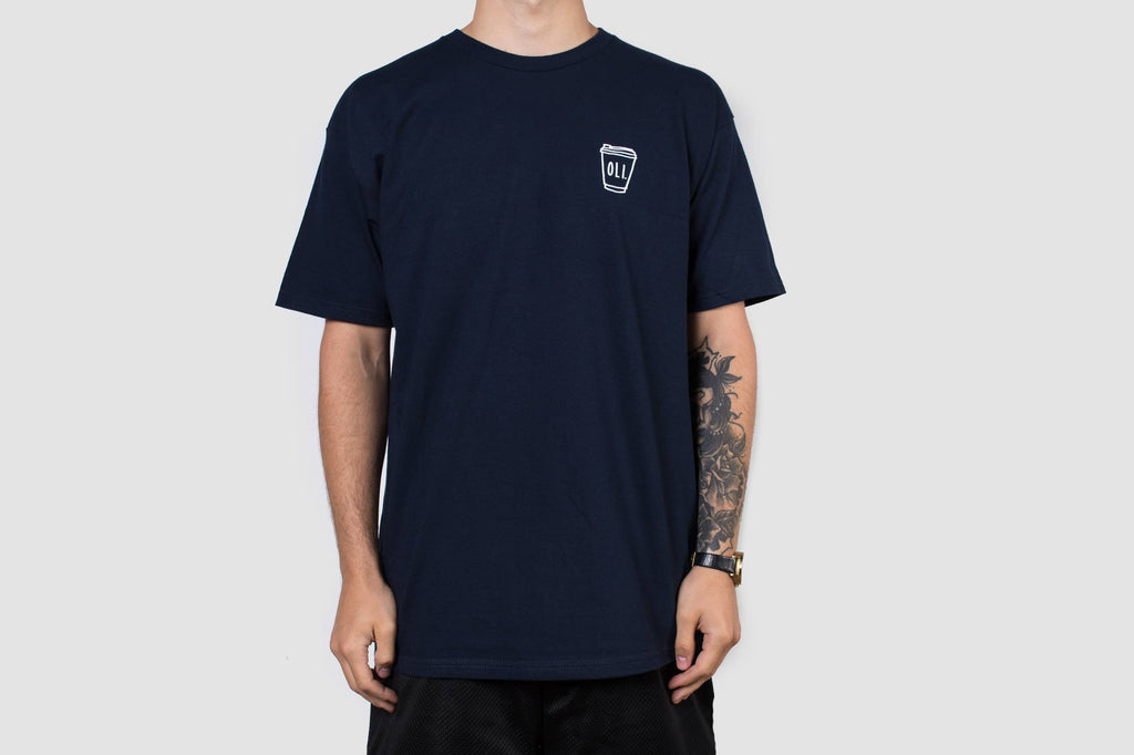 Down The Alley - Navy - Oli.