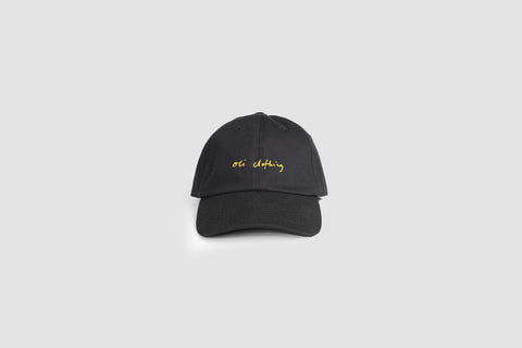 Scribble Cap - Black