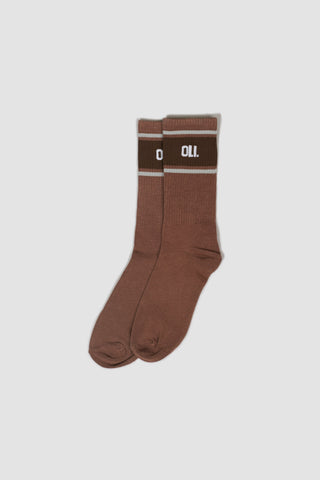Tube Sock - Choccy