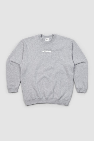 Primary Pullover - Grey