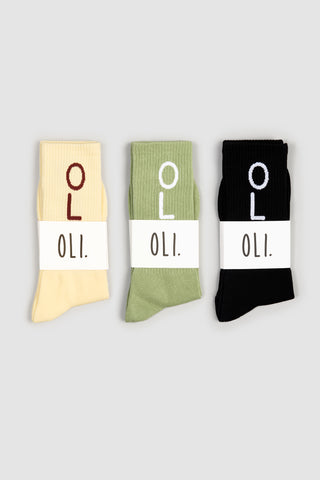 Stack Sock - 3 Pack