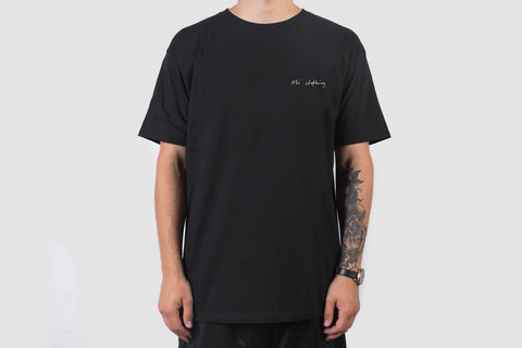 Scribble Logo - Black