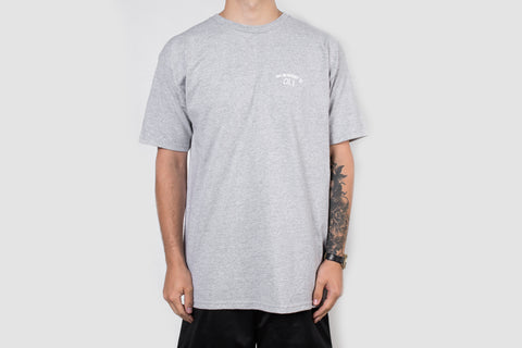 Beaufort Back Print - Grey