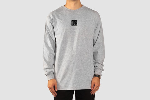 Shop Long Sleeve - Grey