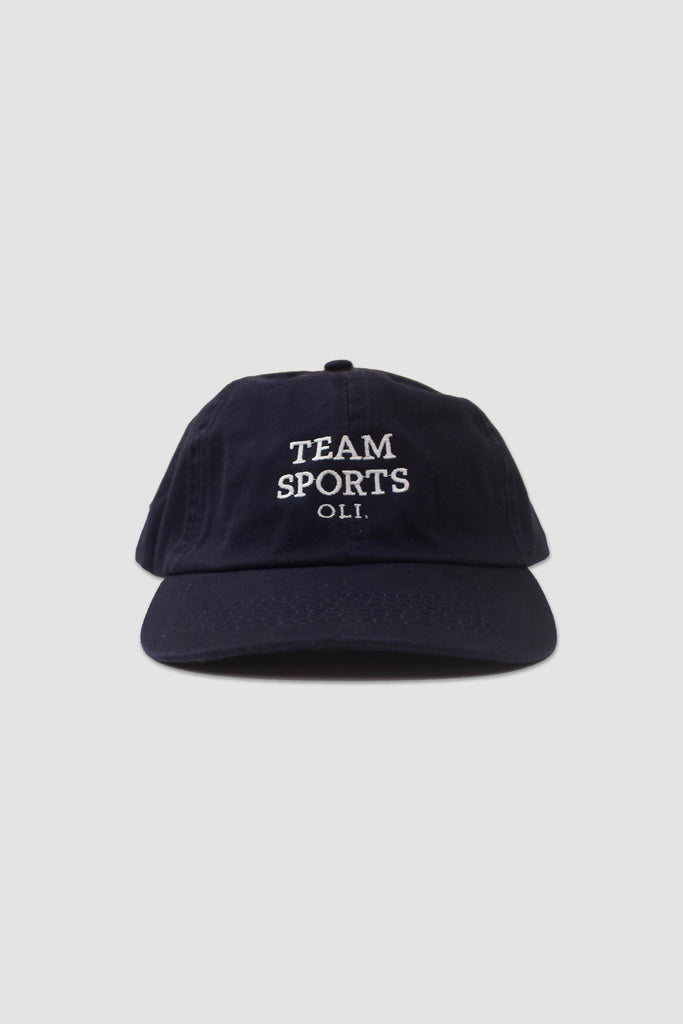 Team Sports Cap - Navy