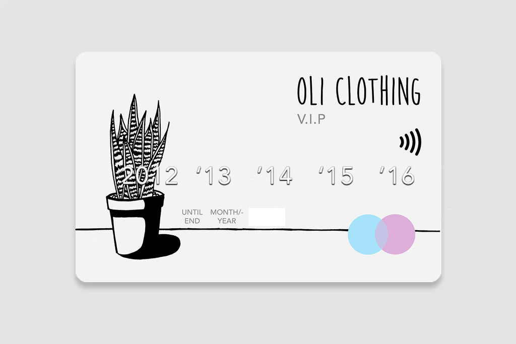 VIP Subscription - Oli.
