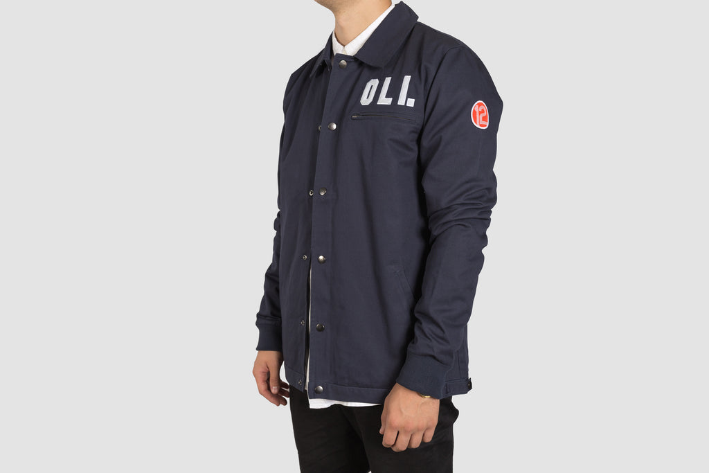 Oli Pilot Jacket - Navy