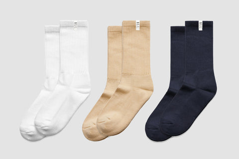 Athletic Socks - Oli.