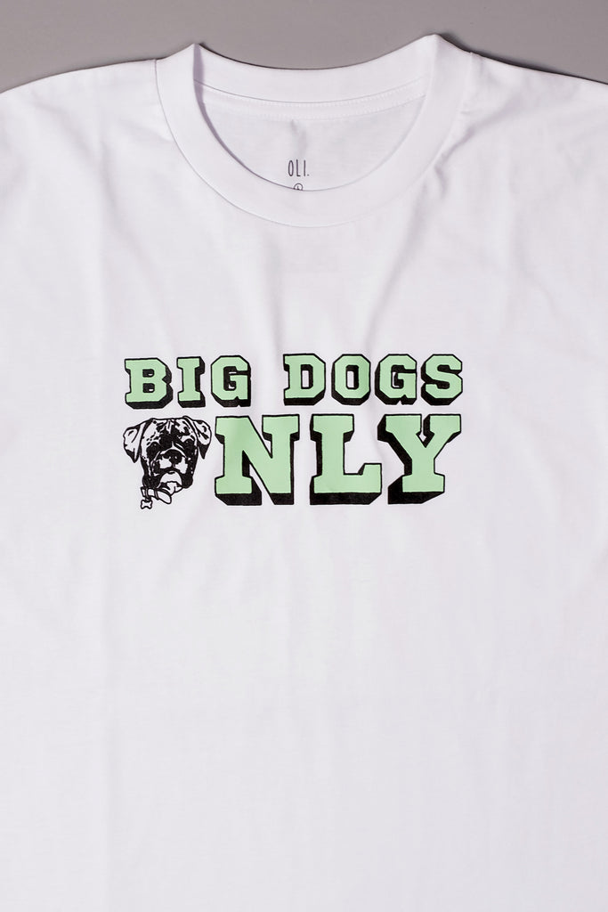 Big Dogs 2.0 T - White