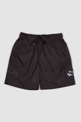 Shark Swim Short - Black