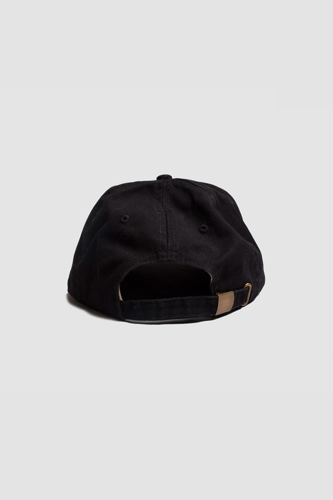 Sunflower Cap - Black
