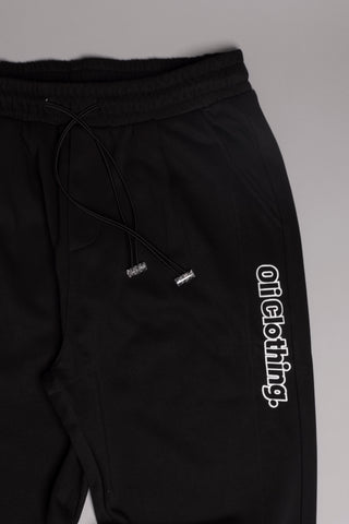 Daily Track Pant - Black