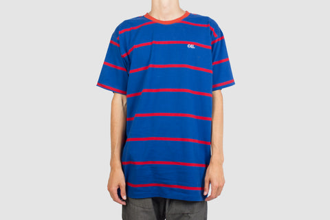 Royal Stripe T
