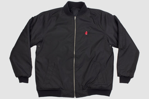 Rose Bomber Jacket - Oli.