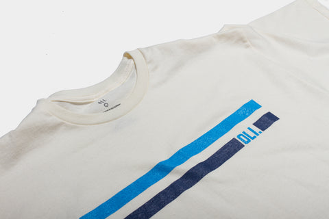 Dual Stripe - Cream