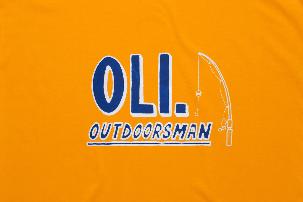 Outdoorsman T - Gold - Oli.