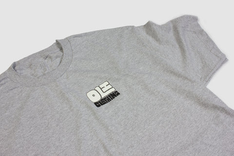 Stamp T - Grey