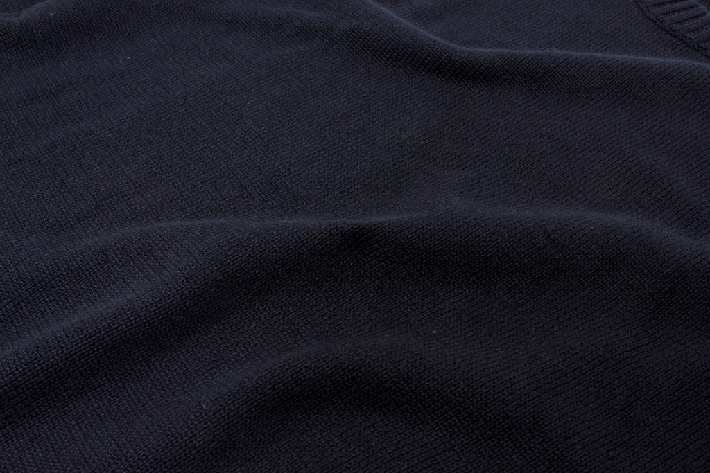 Navy Knit - Oli.