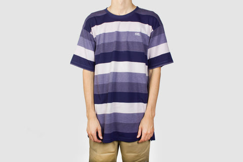 Heavyweight Lavender Stripe