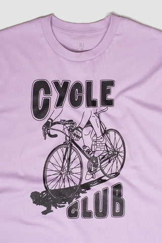 Cycle Club T - Lavender