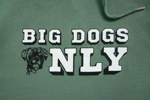 Big Dogs 2.0 Hood - Moss - Oli.