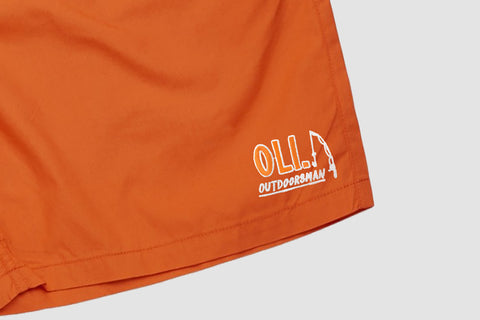 Outdoorsman Water Short - Orange