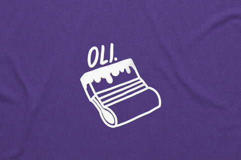Squeegee T - Purple - Oli.